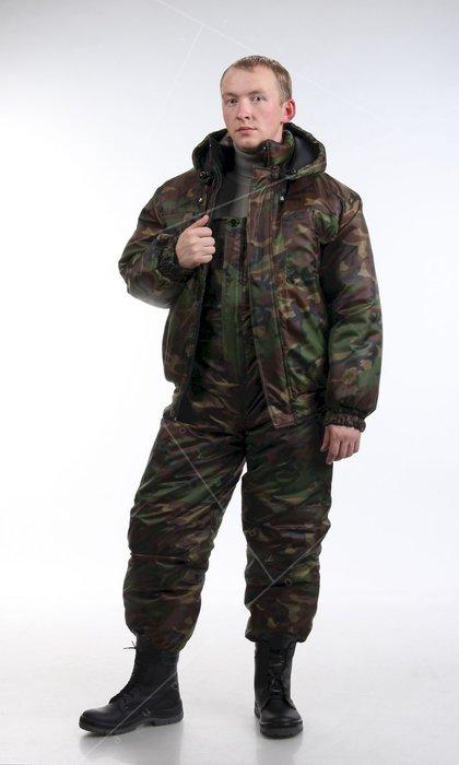 Куртка мужская для защиты от пониженных температур. Модель 59