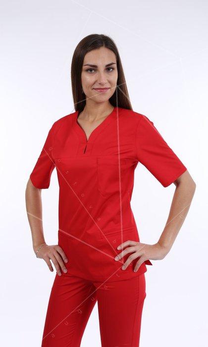 Костюм женский, блуза модель <strong>интернет-магазины модных медицинских костюмов</strong> 99, брюки модель 11, колпак модель 75
